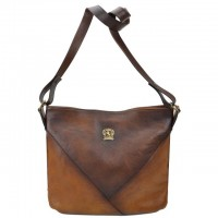 Rignano Shoulder Bag In Cow Leather