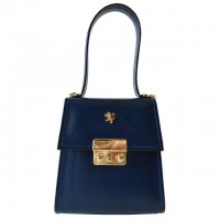 Artemisia Small Lady Bag in cow leather