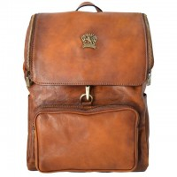 RunningMan Firenze Backpack In Cow Leather