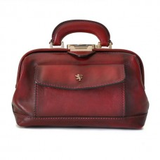 Doctor Lady Bag 562/p In Cow Leather
