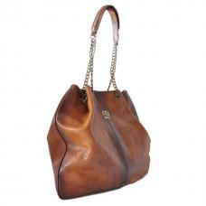 Shoulder Bag Barga In Cow Leather