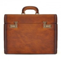 Briefcase Ghirlandaio In Cow Leather