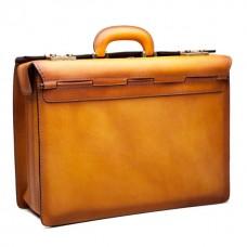 Briefcase Lorenzo Il Magnifico In Cow Leather
