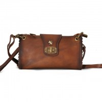 Pontremoli Genuine Italian Leather Handbag
