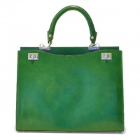 Anna Maria Large Italian Leather Handbag