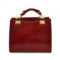 Anna Maria Medium Italian Leather Handbag