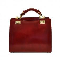 Anna Maria Medium Italian Leather Handbag