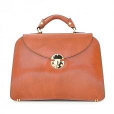 Veneziano Italian Leather Womans Handbag