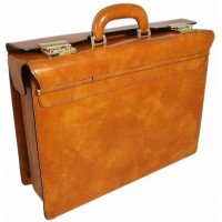 Lorenzo Il Magnifico Pilot Case In Cow Leather