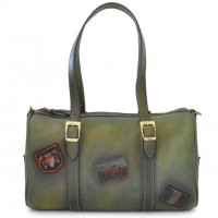 Shoulder Bag Berna In Cow Leather