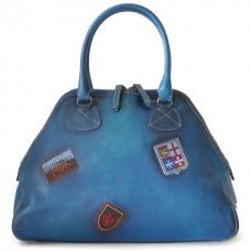 Caplbio Genuine Italian Leather Handbag