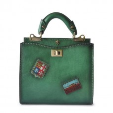Lady Bag Anna Maria Luisa De' Medici Small In Cow Leather