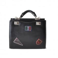 Lady Bag Anna Maria Luisa De' Medici Medium In Cow Leather