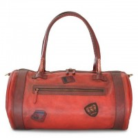 Travel Bag Nordkapp In Cow Leather