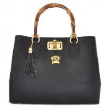 Sarteano Shoulder Bag In Cow Leather