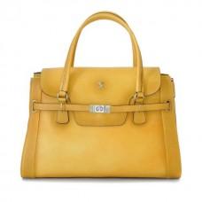 Handbag Baratti In Cow Leather