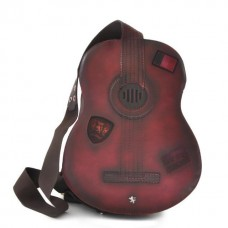 Chitarra Backpack In Cow Leather