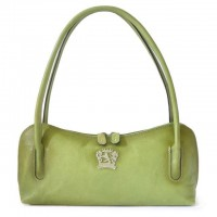 Sansepolcro Shoulder Bag in Cow Leather