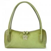 Sansepolcro Shoulder Bag in Cow Leather