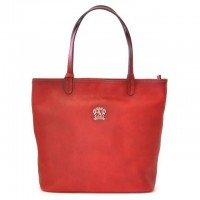 Monterchi Tote Bag In Cow Leather