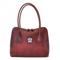 Shoulder Bag Talla in cow leather