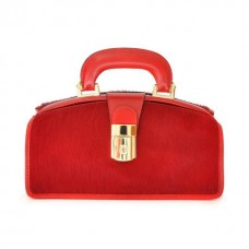 Lady Brunelleschi Cavallino Handbag in real leather