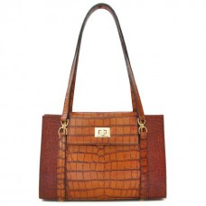 Beato Angelico Small King Shoulder Bag In Cow Leather