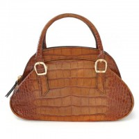 Giotto King Woman Bag In Cow Leather