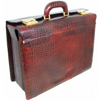 Lorenzo Il Magnifico King Pilot Case In Cow Leather