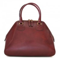 Capalbio R Big Lady Bag in cow leather