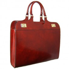 Cimabue Lady Briefcase in cow leather